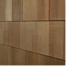 Cedar West Wood Siding Handcrafted Cedar Shingle Panel Model 100896961 Wood Siding