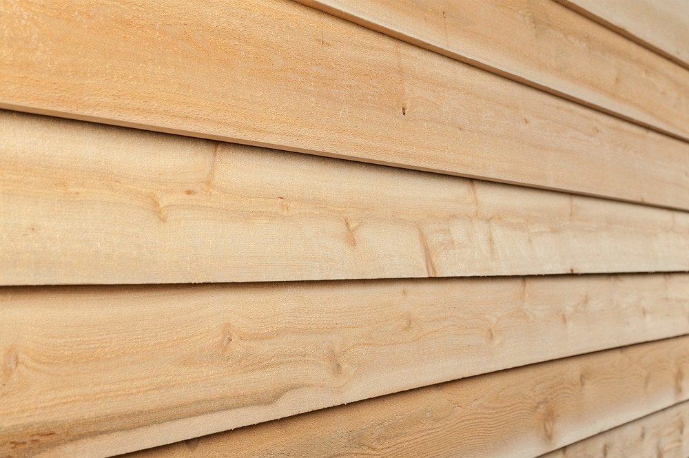 Strongside Wood Siding Eastern White Cedar Siding Bevel