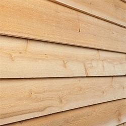 StrongSide Wood Siding Eastern White Cedar Siding Model 101000621 Wood Siding