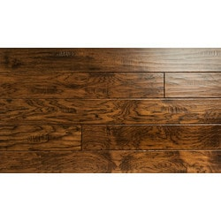 Made by Nature Engineered Hardwood Handscraped Hickory Model 151390021 Engineered Hardwood Floors