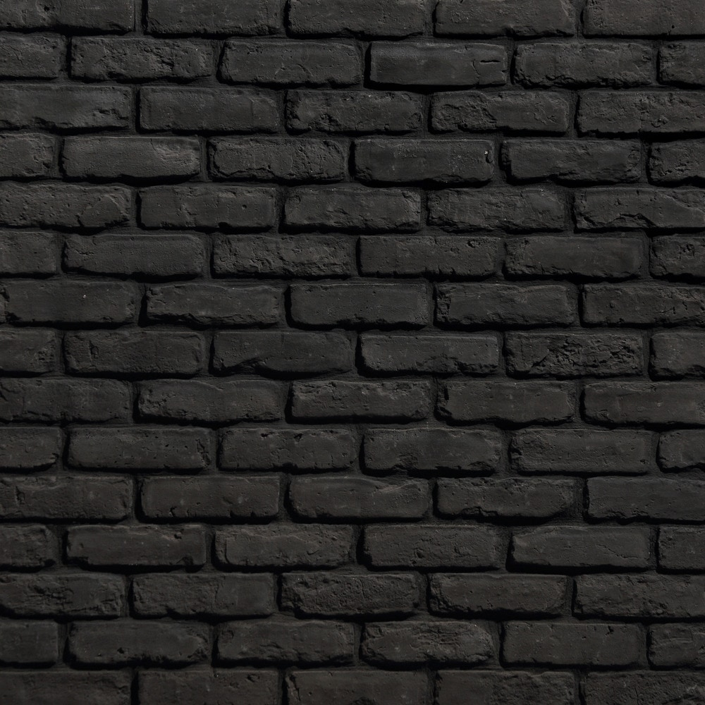 Koni Materials Koni Brick 174 Charcoal Old Chicago Style