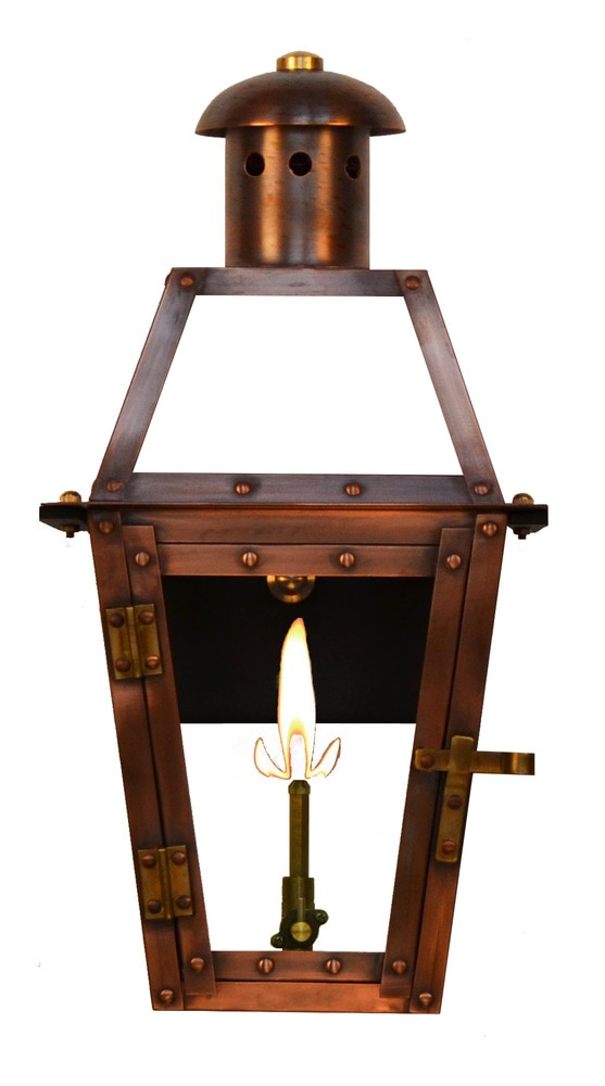 The Coppersmith Georgetown Outdoor Lighting 22
