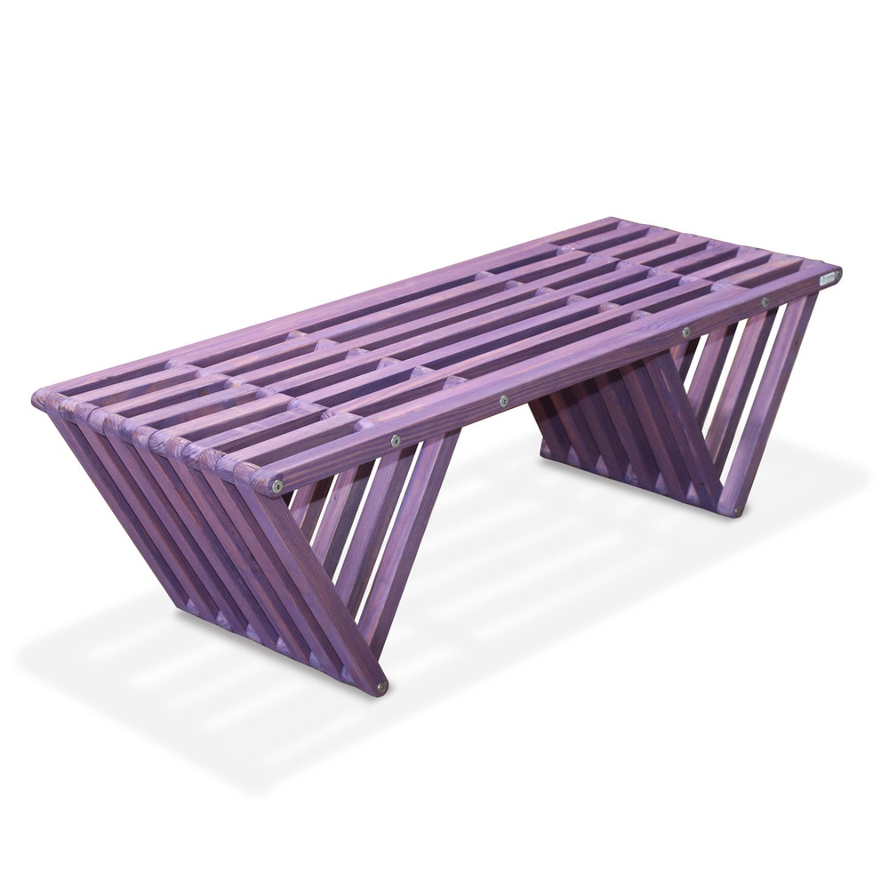 Glo Dea Glodea Bench X90 1 Bench Purple