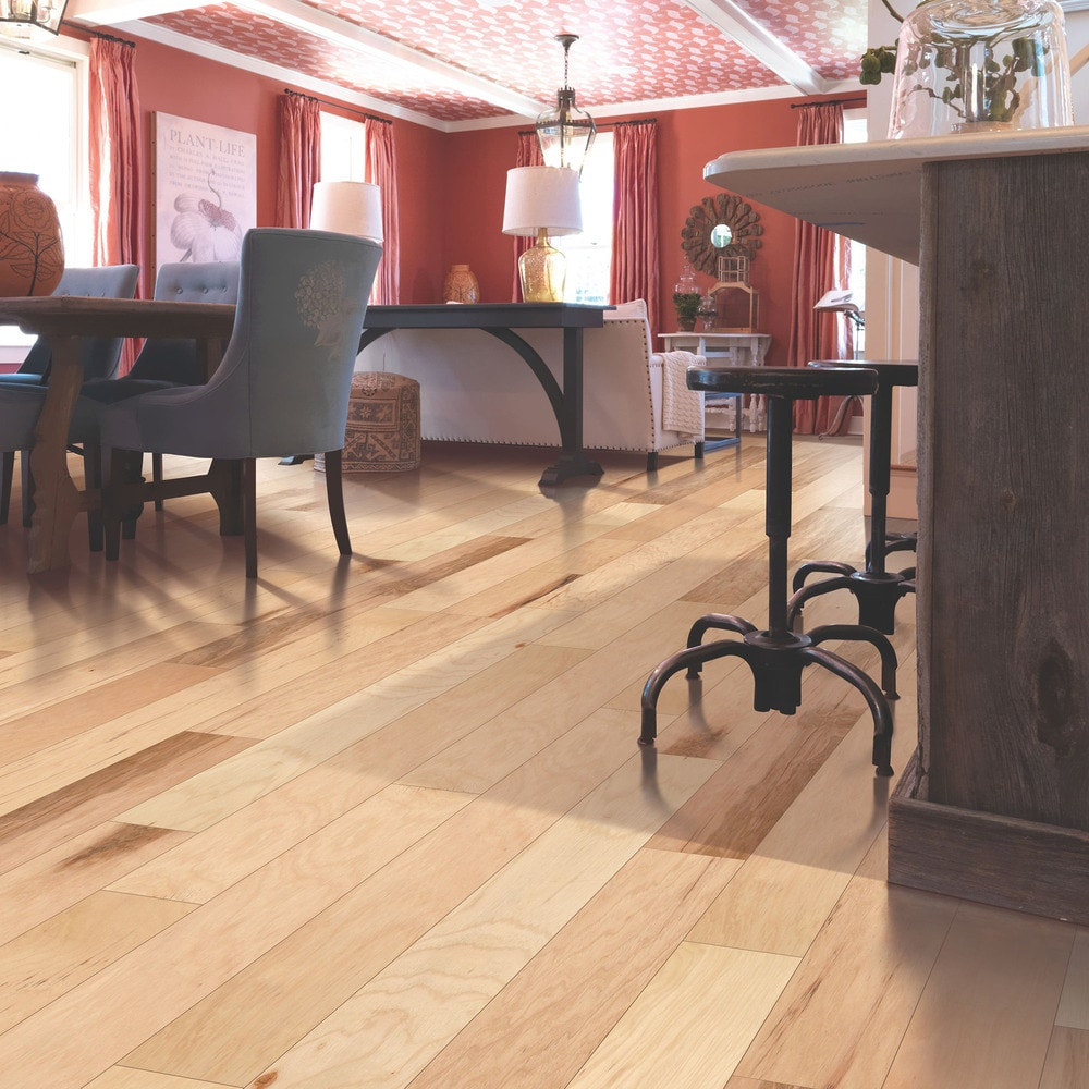 Mohawk flooring engineered hardwood brogandale for Country home collections flooring