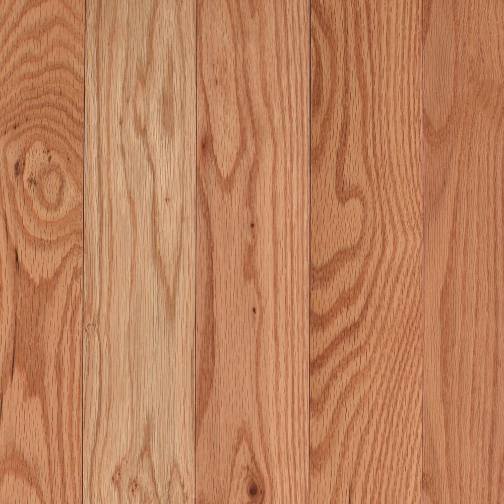 Natural oak finish crowdbuild for for Naturally oak flooring