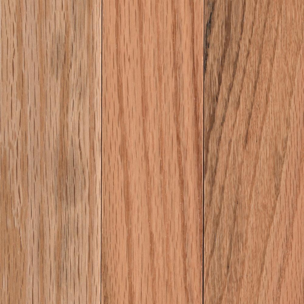Mohawk flooring solid hardwood flooring walbrooke for Natural red oak floors