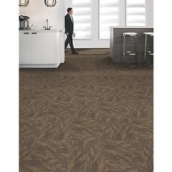 "Carpet Tiles Mohawk Torun Collection 24"" x 24"" Carpet Tiles Type 151368601 in Canada"