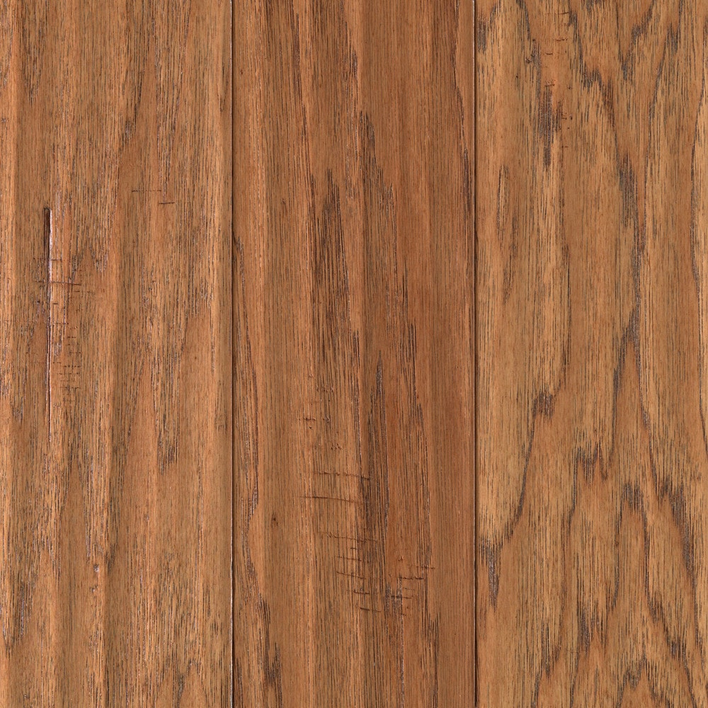 Mohawk flooring brandymill 5 hickory chestnut hickory for Uniclic flooring