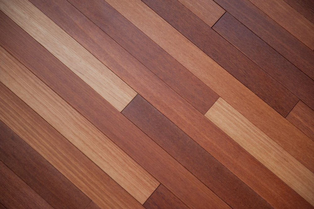 Finest hardwoods flooring pre finished solid kempas for Kempas hardwood flooring