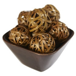 Nearly Natural - Decorative Balls (Set of 12)
