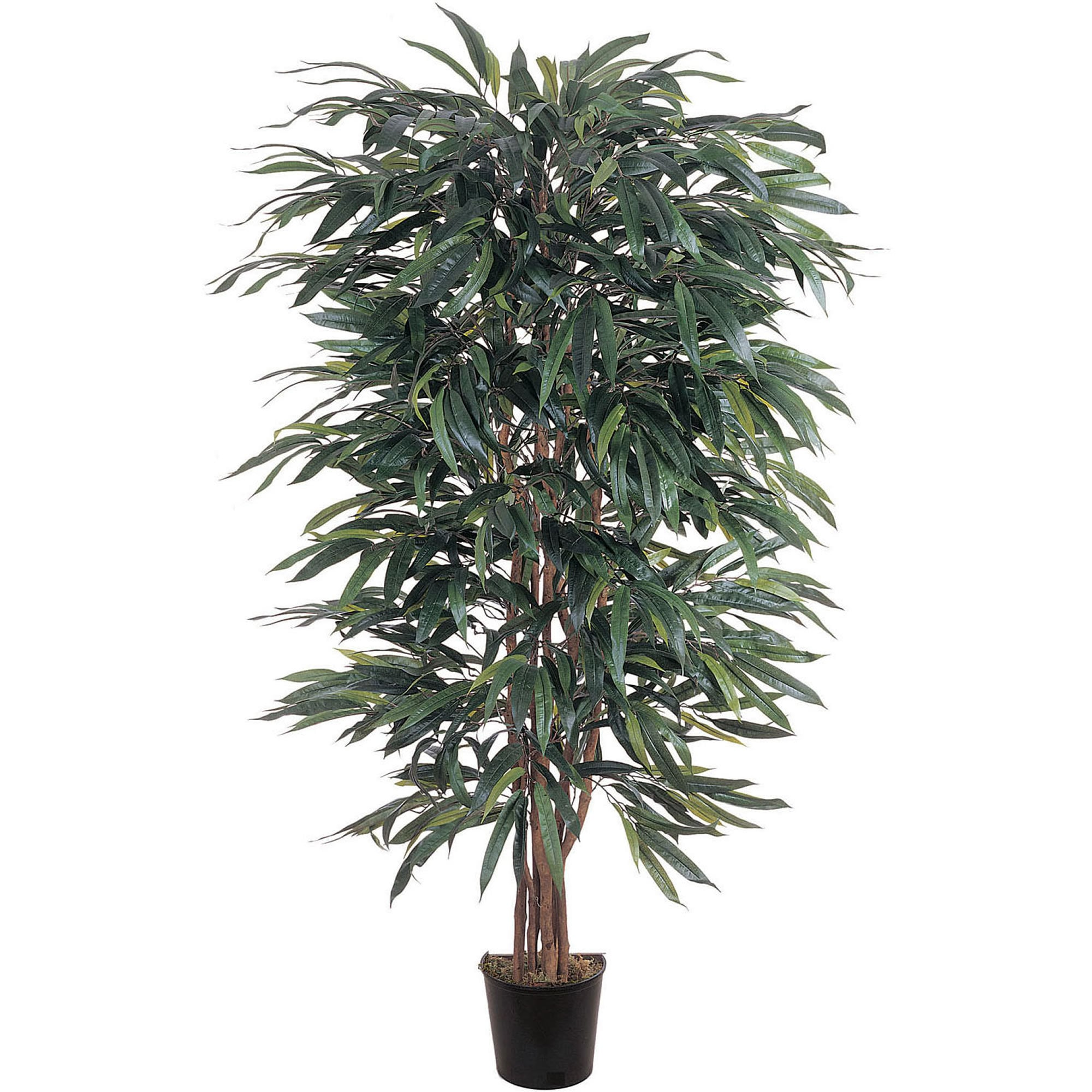 Nearly Natural - 5' Weeping Ficus Silk Tree 151816651
