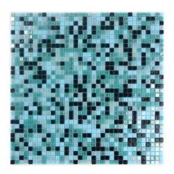"Galaxy Abolos 5/16"" x 5/16"" Kitchen Glass Mosaics Type 150159401 in Canada"