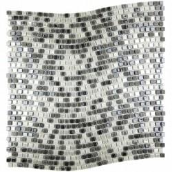 "Galaxy Abolos 5/16"" x 5/16"" Kitchen Glass Mosaics Type 150159681 in Canada"