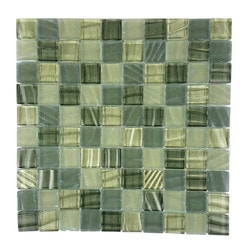 "New Era Abolos 1-1/4"" x 1-1/4"" Kitchen Glass Mosaics Type 150161061 in Canada"