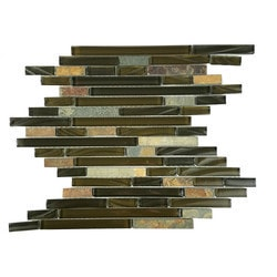 Abolos New Era II Model 150161201 Kitchen Glass Mosaics