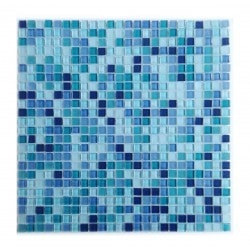 "Petite Abolos 3/8"" x 3/8""Β Kitchen Glass Mosaics Type 150161281 in Canada"