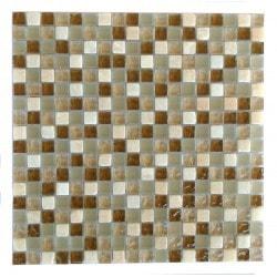 "Quartz Abolos 5/8"" x 5/8"" Kitchen Glass Mosaics Type 150161361 in Canada"