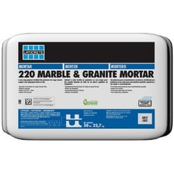 Laticrete Large & Heavy Tile Mortars Type 151610871 Flooring Grout & Mortar in Canada