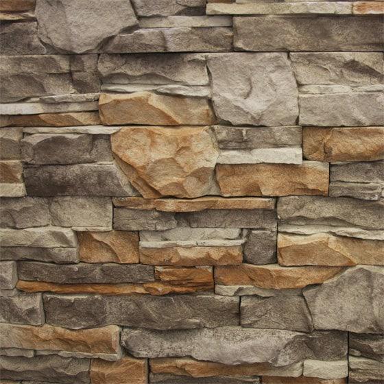 Go stone panels go stone panels manufactured stone veneer for Manufactured brick veneer