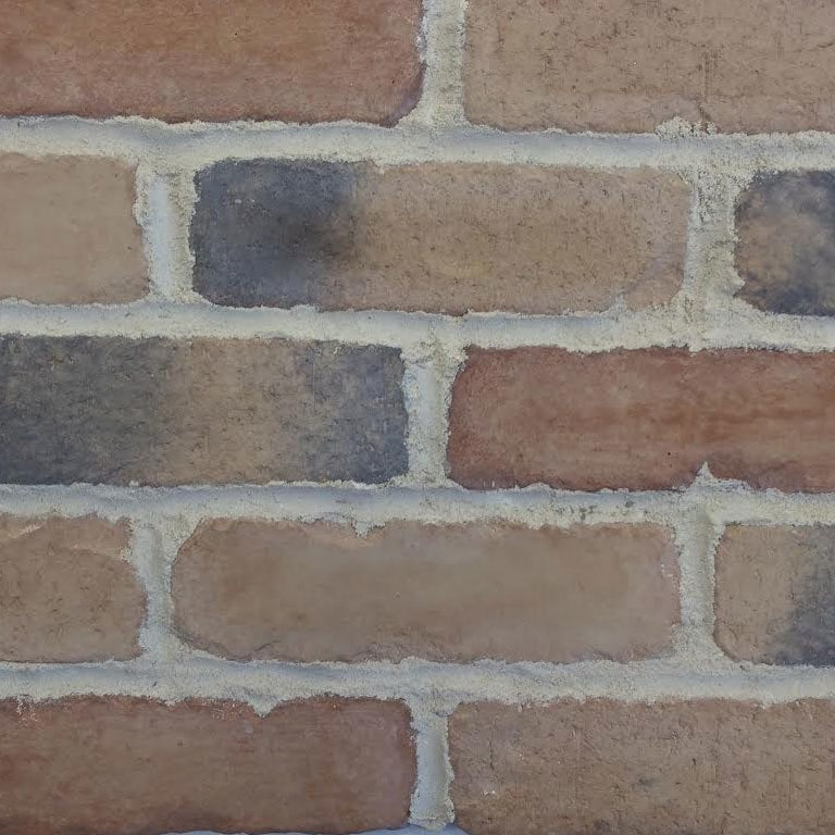 Go stone panels go brick engineered thin brick veneer for 1 2 inch brick veneer