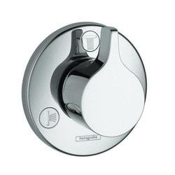 Hansgrohe Ecostat S/E Trio/Quattro Diverter Trim Model 150945251 Bathroom Faucets