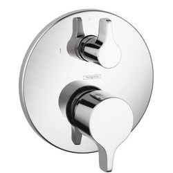 Hansgrohe S/E Trim Pressure Balance With Diverter Model 150945401 Bathroom Faucets