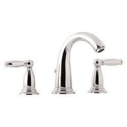 Hansgrohe Swing C Widespread With Lever Handles Model 150774051 Bathroom Faucets