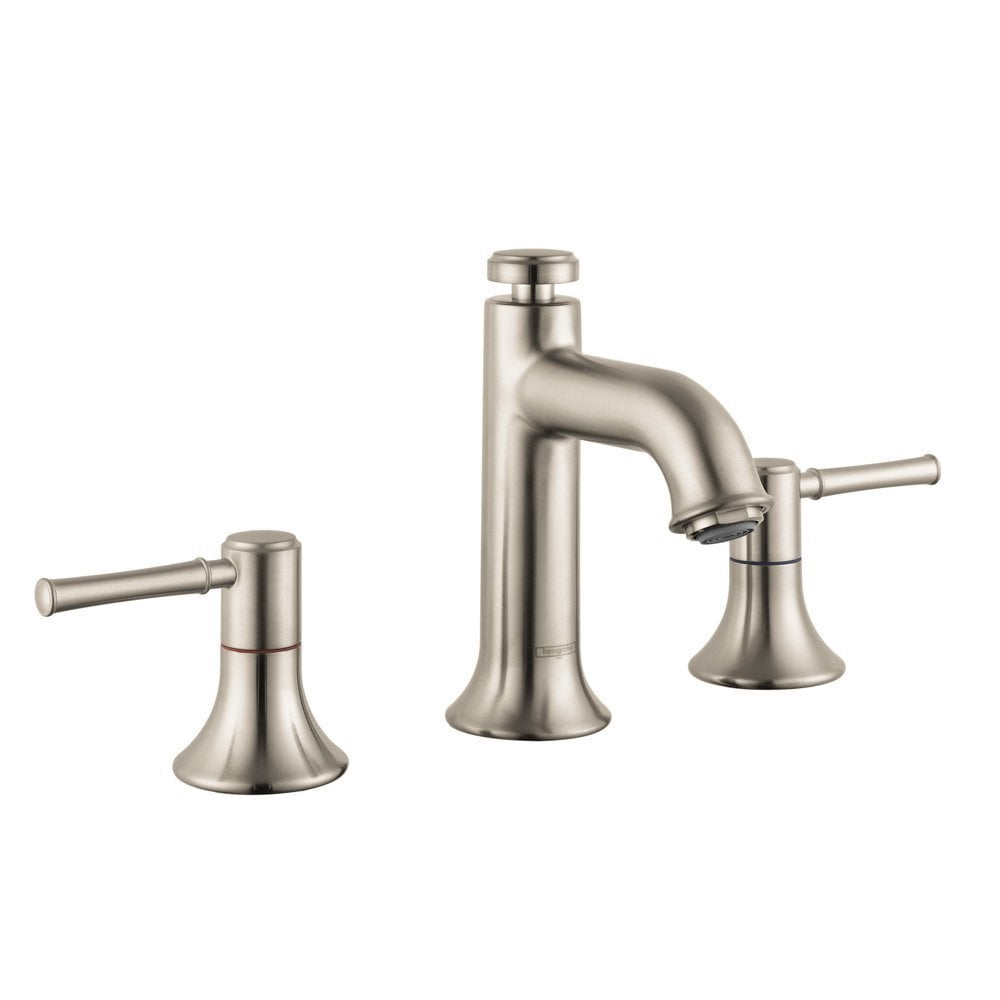 Hansgrohe Talis C Widespread Bathroom Faucet Brushed