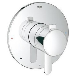Grohe Europlus Dual Pressure Balance Trim With Control Module Model 150944891 Bathroom Faucets