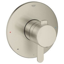 Grohe Europlus Dual Pressure Balance Trim With Control Module Model 150945231 Bathroom Faucets