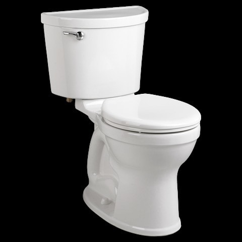 American Standard Champion 174 Pro Two Piece Toilet White