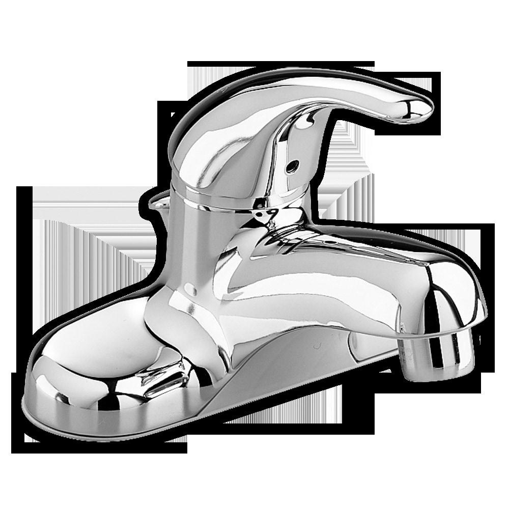 American Standard 4 Quot Centerset Bathroom Faucet Colony
