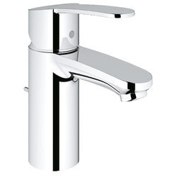 Grohe Eurostyle Cosmopolitan Single Hole Single Handle With Cartridge Model 150773731 Bathroom Faucets