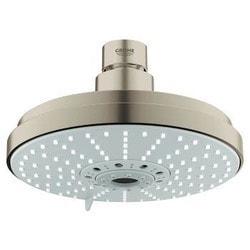 Grohe Rainshower Cosmopolitan 6 25 Inch Showerhead Model 150969411 Shower Heads