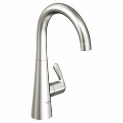 Grohe Ladylux3 Cold Water Only Basin Tap Kitchen Faucet Model 151065601 Kitchen Faucets