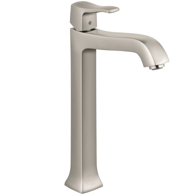 Hansgrohe Metris C Tall Single Hole With Pop Up Assembly