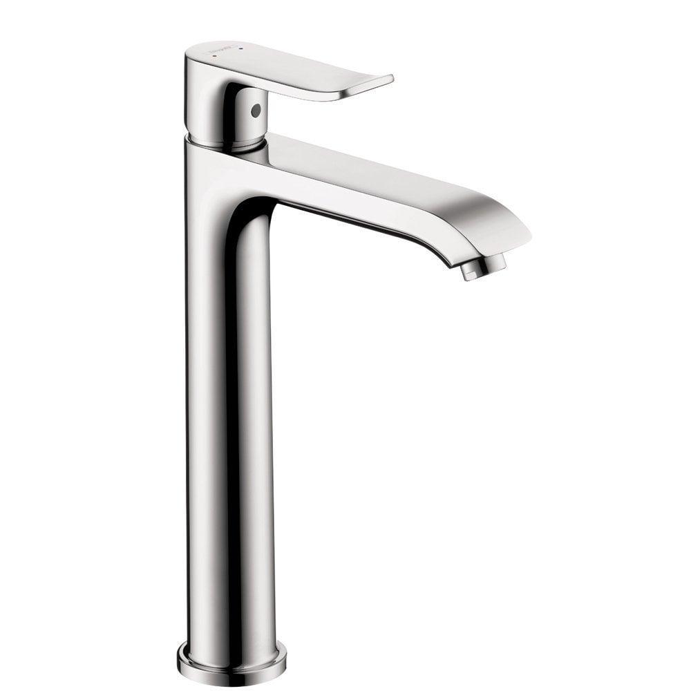 Hansgrohe metris 200 single hole faucet kitchen faucet for Kitchen faucet recommendations