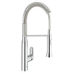 Grohe K7 Medium Semi Pro Kitchen Sink Mixer Model 151065421 Kitchen Faucets