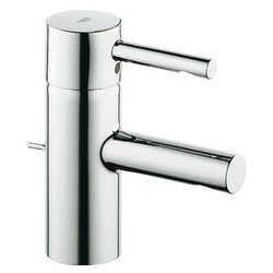 Grohe Essence Single Handle With QuickFix Install & Cartridge Model 150773821 Bathroom Faucets