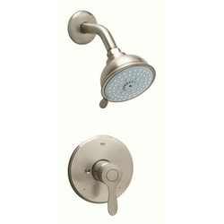 Grohe Parkfield Pressure Balanced Valve Shower Combination Model 150969461 Shower Heads