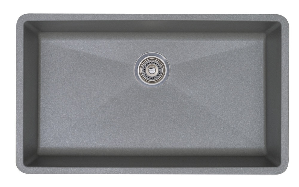 ... Kitchen Sinks All Products Metallic Gray / Kitchen Sink / 440148