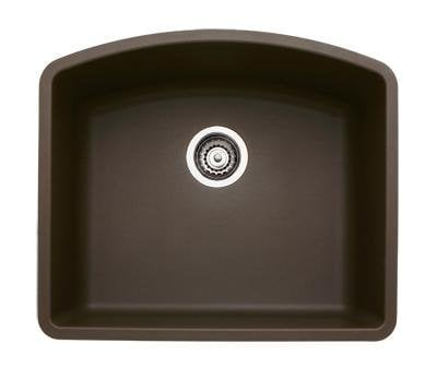 Blanco Sink Clips : ... Sinks Kitchen Sinks All Products Cafe Brown / Kitchen Sink / 440172