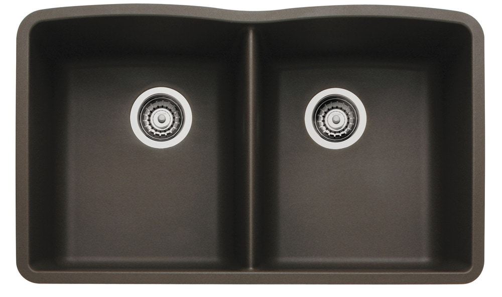 Blanco Sink Clips : ... Sinks Kitchen Sinks All Products Cafe Brown / Kitchen Sink / 440182