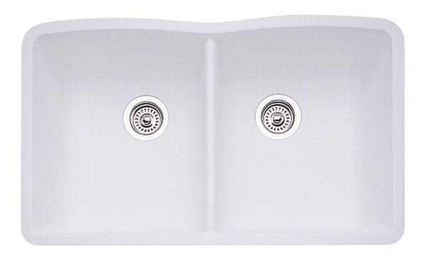 Home Kitchen Kitchen Sinks All Products White / Kitchen Sink / 440185