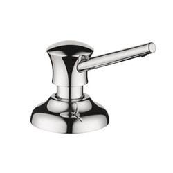 Hansgrohe Traditional Soap Dispenser Model 151012251 Bathroom Soap Dispensers