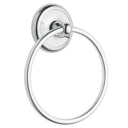 Moen Towel Ring From The Yorkshire Series Type 151034541 Shower Accessories in Canada