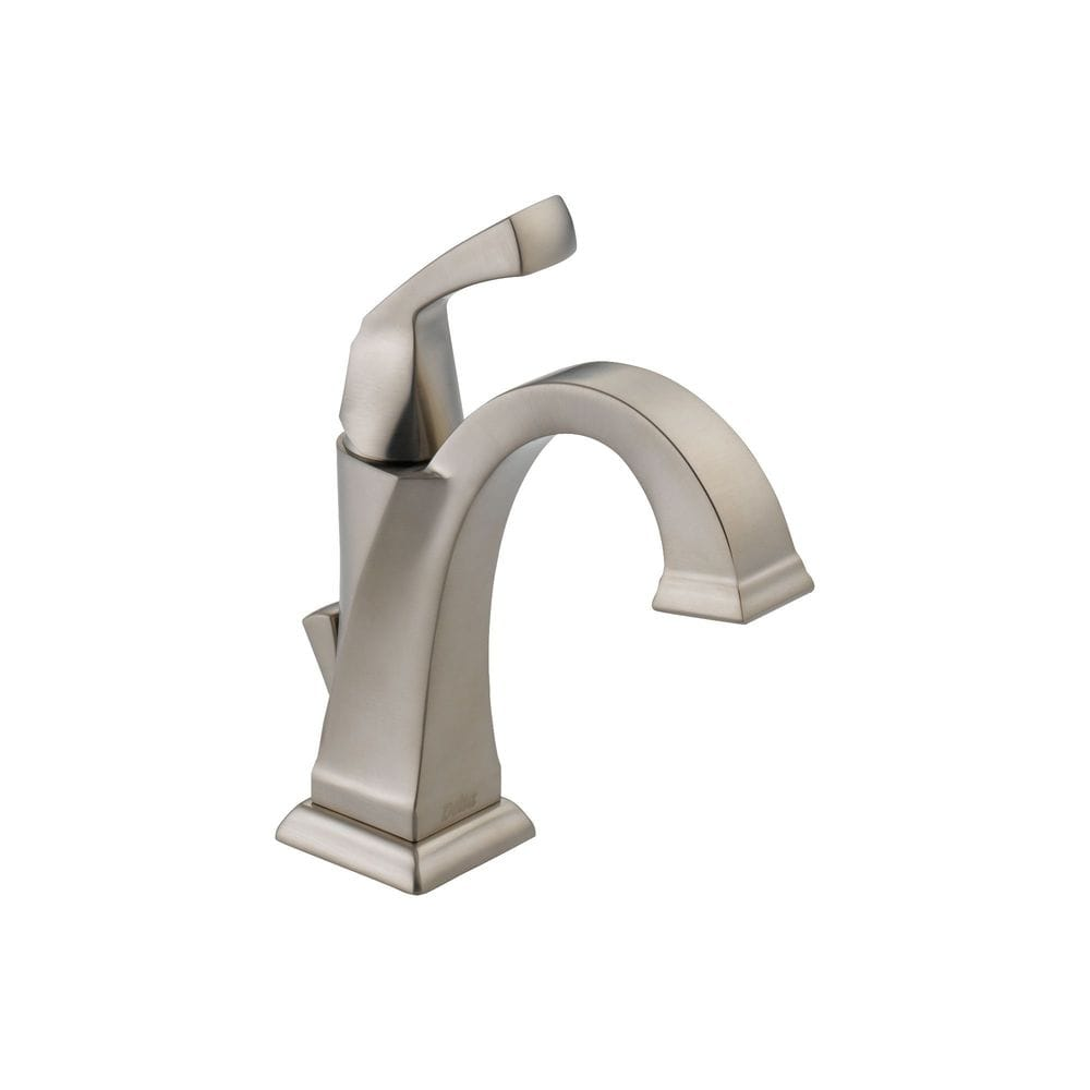 Delta Dryden Single Handle With Diamond Seal Valve And