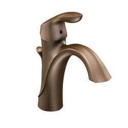Moen Eva One Handle High Arc Type 150775581 Bathroom Faucets in Canada
