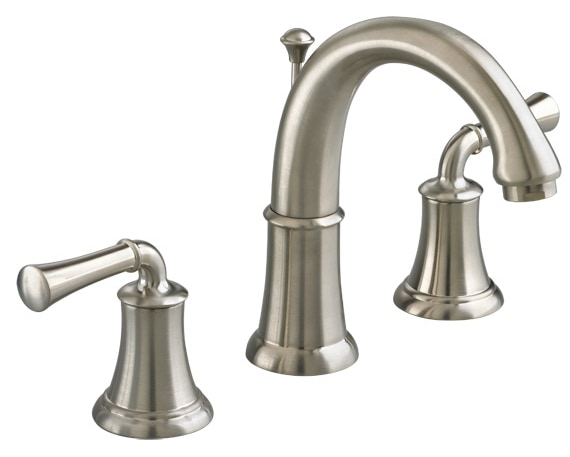 American Standard Two Handle High Arc Widespread Bathroom Faucet Portsmouth With Speed Connect
