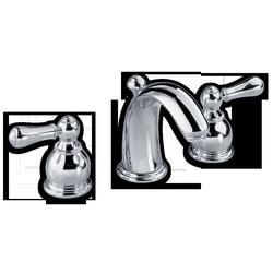 "American Standard Two Handle High Arc 8"" Widespread Bathroom Faucet Type 150716531 Bathroom Faucets in Canada"